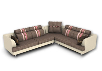 Acoustica L Shaped Sofa