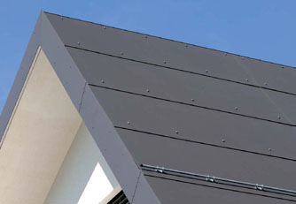 Fiber cement cladding