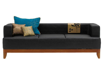 Plunge sofa set